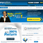 Anyoption Binary Options Broker