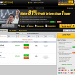 Winoptions Binary Options Broker