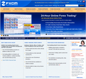 fxcm demo account