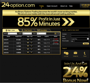 Tax on binary options uk
