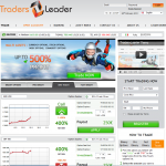 Binary Options Broker Tradersleader