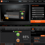 Binary Options Broker Ubinary