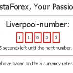 """Christmas in Liverpool"" Contest from InstaForex"