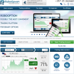 RoboOption – Binary Options Broker