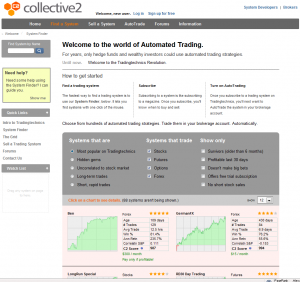 Colecctive 2 just forex