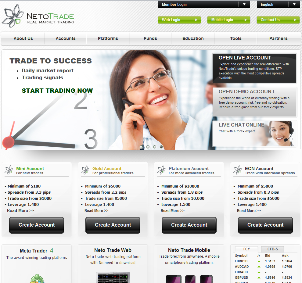 Forex ecn brokers reviews